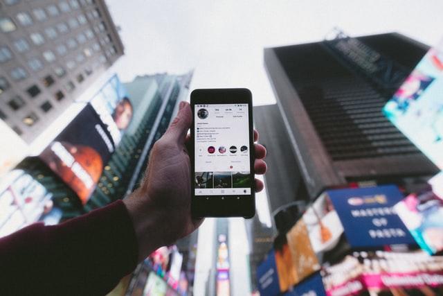 Como reativar conta do Instagram desativada temporariamente?